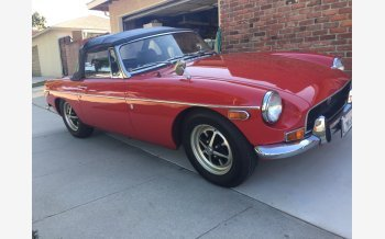 1970 MG MGB for sale 101608460