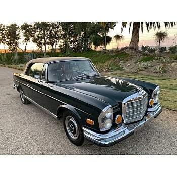 1970 Mercedes-Benz 280SE for sale 101261634