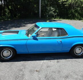1970 Mercury Cougar for sale 101235024