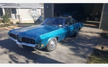 1970 Mercury Cougar Coupe for sale 101277813