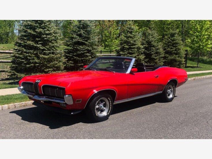 1970 Mercury Cougar XR7 for sale 101560718