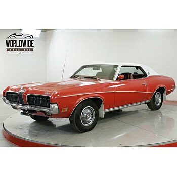 1970 Mercury Cougar for sale 101143973