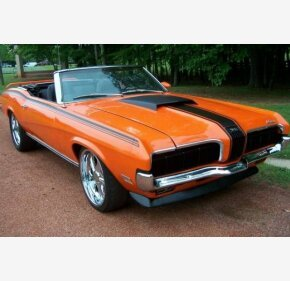 1970 Mercury Cougar for sale 101264610