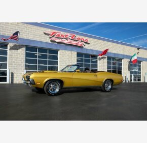1970 Mercury Cougar XR7 for sale 101289223