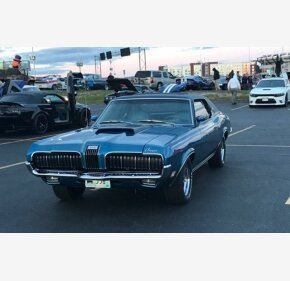 1970 Mercury Cougar for sale 101350049