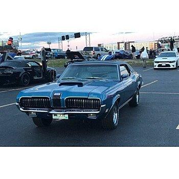 1970 Mercury Cougar for sale 101350049