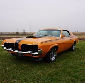 1970 Mercury Cougar for sale 101400254