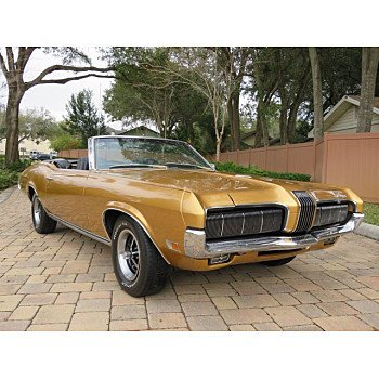 1970 Mercury Cougar for sale 101435836