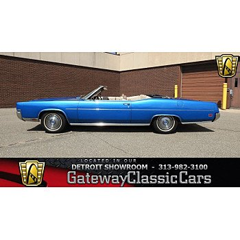 1970 Mercury Marquis for sale 101007095