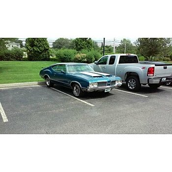 1970 Oldsmobile 442 for sale 100825428