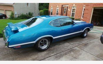 1970 Oldsmobile 442 for sale 101099463