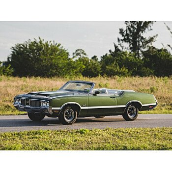 1970 Oldsmobile 442 for sale 101282211