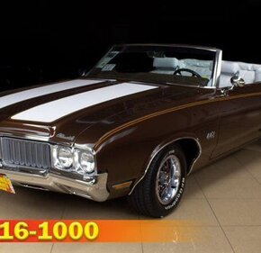 1970 Oldsmobile 442 for sale 101360431