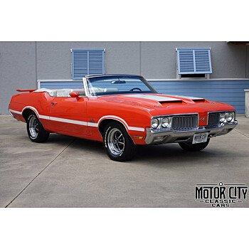 1970 Oldsmobile 442 for sale 101365344