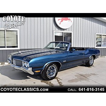 1970 Oldsmobile 442 for sale 101416743