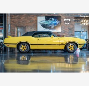 1970 Oldsmobile 442 for sale 101432285