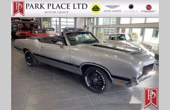 1970 Oldsmobile 442 for sale 101518150