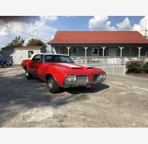 1970 Oldsmobile Cutlass Supreme Convertible for sale 101194153