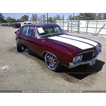 1970 Oldsmobile Cutlass for sale 101111799
