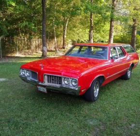 1970 Oldsmobile Cutlass Cruiser for sale 101050056