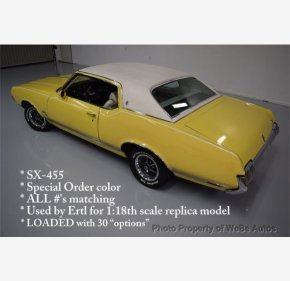 1970 Oldsmobile Cutlass for sale 101084199