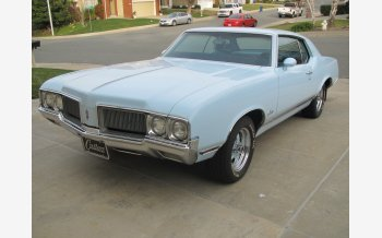 1970 Oldsmobile Cutlass Sedan for sale 101177076