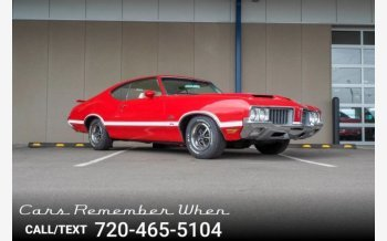 1970 Oldsmobile Cutlass for sale 101214293