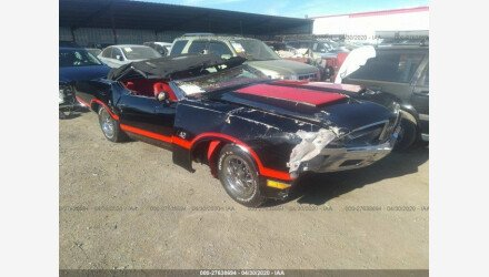 1970 Oldsmobile Cutlass for sale 101320427