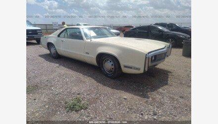 1970 Oldsmobile Toronado for sale 101409050