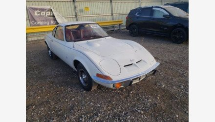 1970 Opel GT for sale 101409796