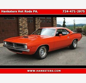 1970 Plymouth Barracuda for sale 100912233