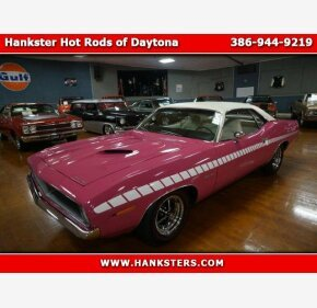 1970 Plymouth Barracuda for sale 100993636