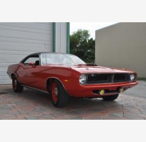 1970 Plymouth Barracuda for sale 101004657