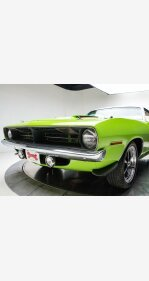 1970 Plymouth Barracuda for sale 101007052