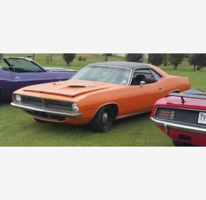 1970 Plymouth Barracuda for sale 101059258
