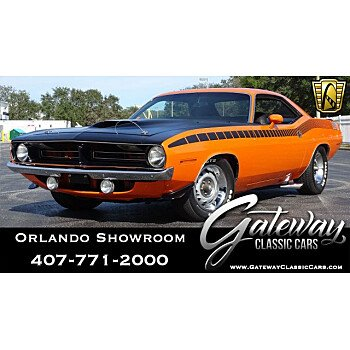 1970 Plymouth Barracuda for sale 101079269
