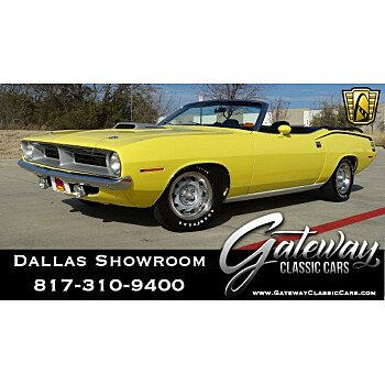 1970 Plymouth Barracuda for sale 101090075