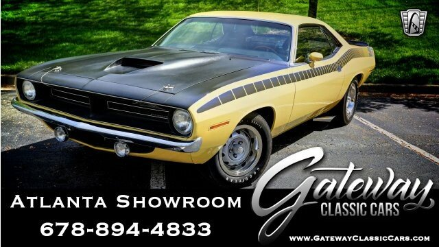 1970 Plymouth Barracuda Classics for Sale , Classics on