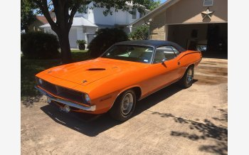 1970 Plymouth Barracuda for sale 101197705