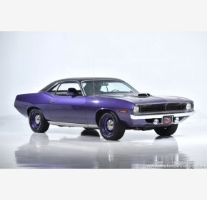 1970 Plymouth Barracuda for sale 101200601