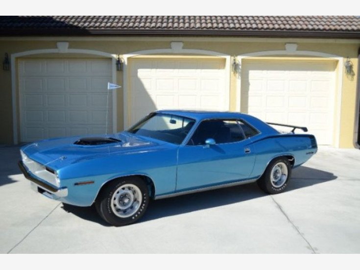 1970 Plymouth Barracuda for sale 101264703