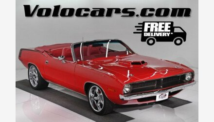 1970 Plymouth Barracuda for sale 101272274