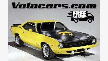 1970 Plymouth Barracuda for sale 101295350