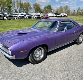 1970 Plymouth Barracuda for sale 101326073