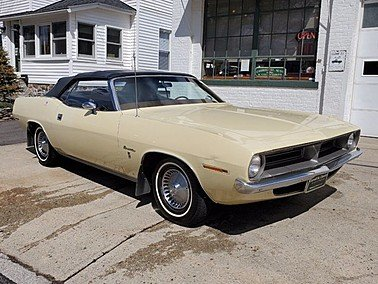 1970 Plymouth Barracuda for sale 101498247
