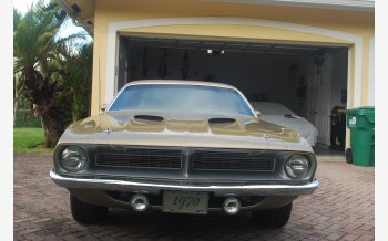 1970 Plymouth CUDA for sale 101073534