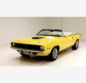 1970 Plymouth CUDA for sale 101189407