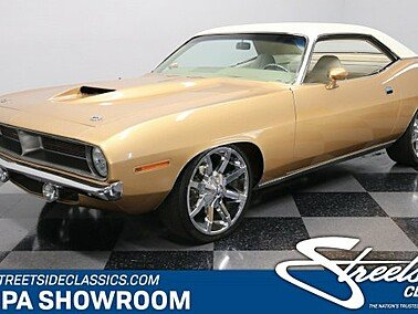 1970 Plymouth CUDA for sale 101250948