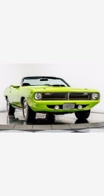 1970 Plymouth CUDA for sale 101347798
