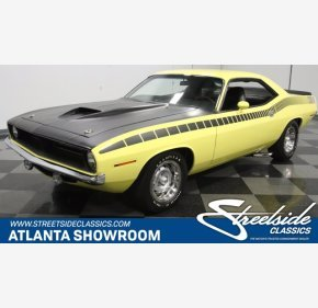1970 Plymouth CUDA for sale 101357096